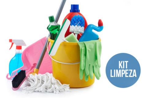 Kit Limpeza & Higiene